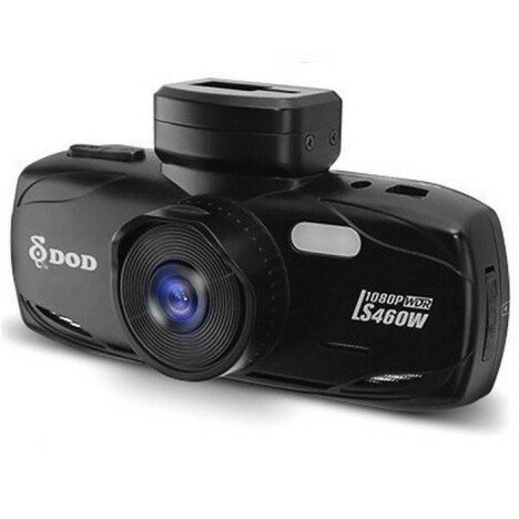 Camera auto DVR DOD LS460W, Full HD, GPS, senzor imagine Sony, lentile Sharp, WDR, G senzor, 2.7?